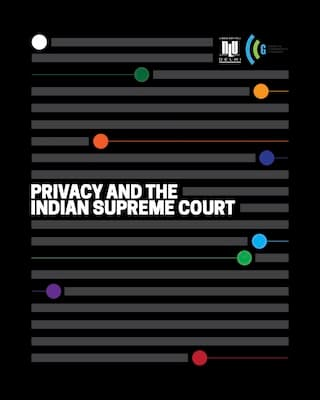 Privacy and the Indian Supreme Court Book Cover